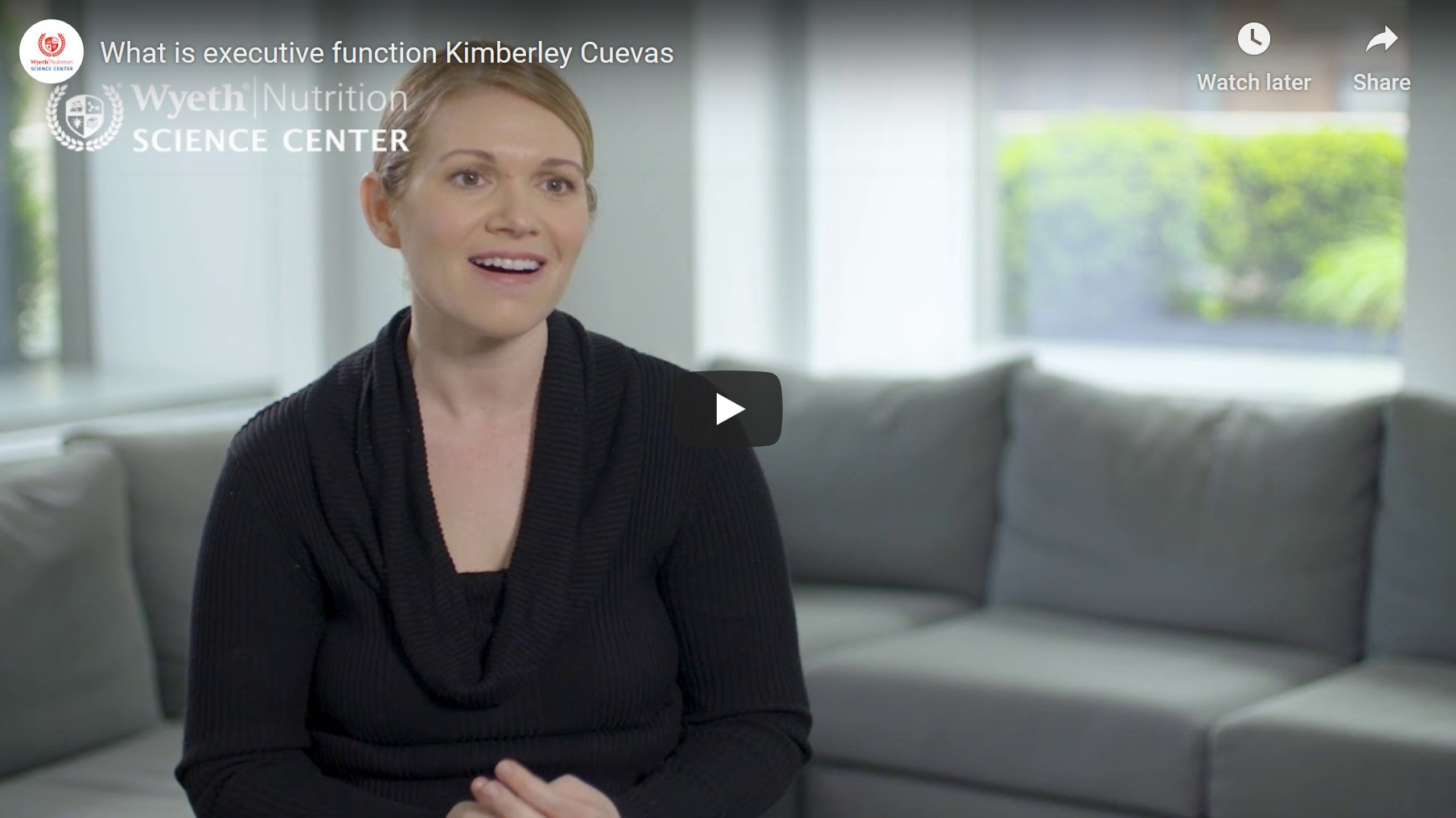 What is executive function - Prof. Kimberley Cuevas