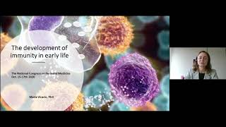 The development of immunity in early life - Maria Vicario, PhD