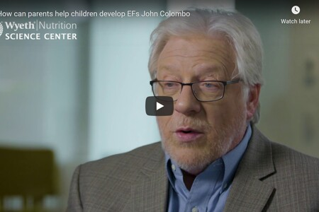 How can parents help children develop EFs John Colombo