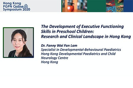 The development of executive functioning skills in preschool children: Research and clinical landscape in Hong Kong – Dr. Fanny Wai Fan Lam